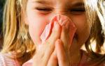 Профилактика и лечение гайморита у детей