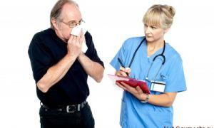 Причины и симптомы вазомоторного ринита