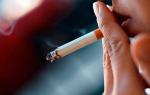 Когда болеешь ангиной можно ли курить сигареты?