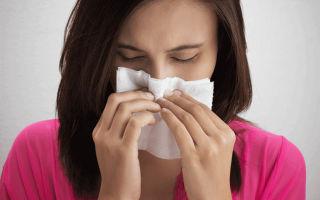 Вазомоторный ринит: причины и симптомы