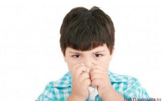 Симптомы и причины аллергического ринита