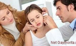 Лечение отита народными средствами в домашних условиях