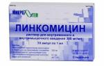 Лечение гайморита Линкомицином