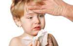 Чем лечить синусит у ребенка