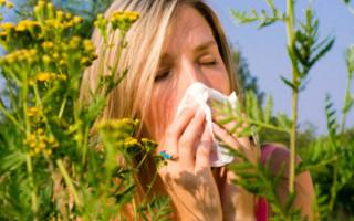 «Аллергия» на резкие запахи