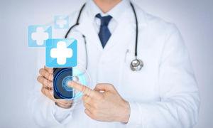 Смартфон для врача