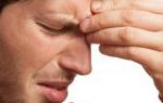 Острый гайморит:симптомы и лечение