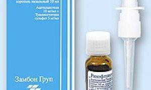 Кодеиновый сироп от кашля