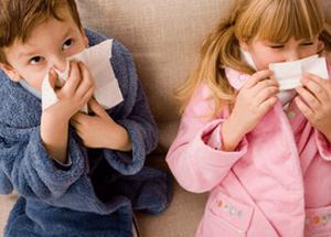 Как определить гайморит у детей