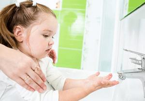 Профилактика гайморите у детей