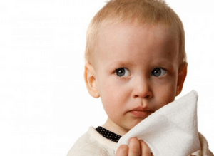 Осложнения гайморита у детей