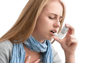 Осложнения на органы дыхания после гайморита