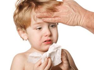 Синусит у ребенка
