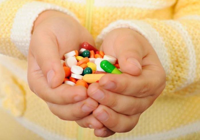 антибиотики при кашле у детей без температуры