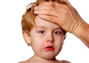 причина синусита у детей
