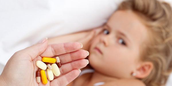 средства для детей от кашля