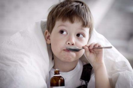 Сухой кашель у детей лечение