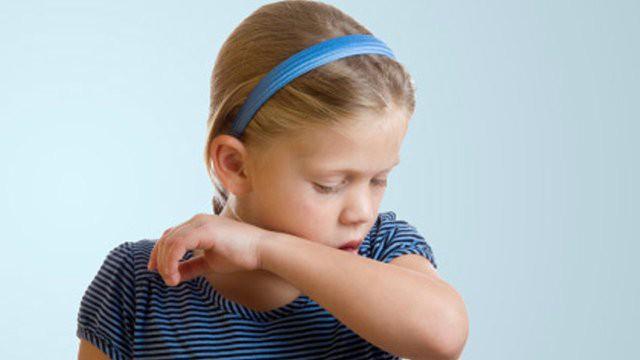 Длительный кашель у ребёнка