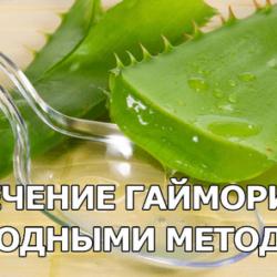Эффективные методы лечения гайморита народными методами в домашних условиях