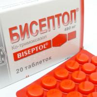 Как принимать бисептол при ангине: дозировка и последствия