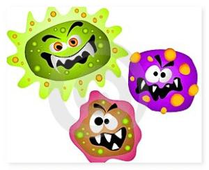Борьба с бактериями при кашле