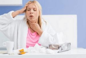 ангина кашель лечение