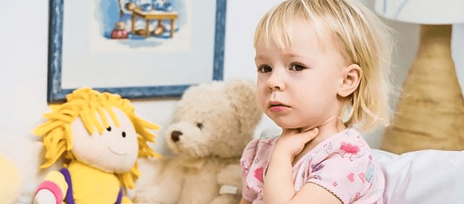 стрептоцид детям при ангине
