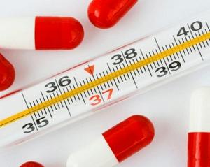 жаропонижающие препараты при ангине